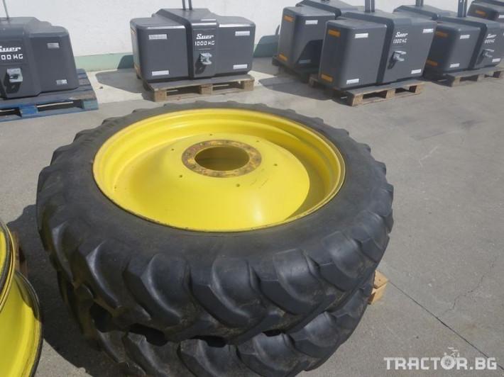 Гуми за трактори JOHN DEERE 1 - Трактор БГ