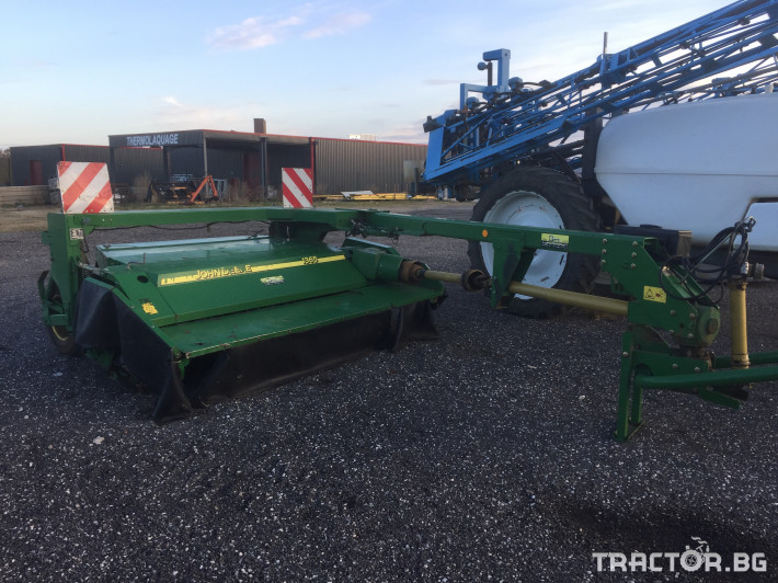 Косачки John Deere 1365 18 - Трактор БГ