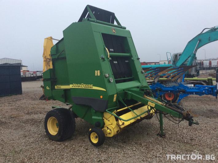 Косачки John Deere 1365 5 - Трактор БГ