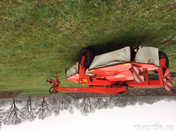 Косачки John Deere 1365 7 - Трактор БГ