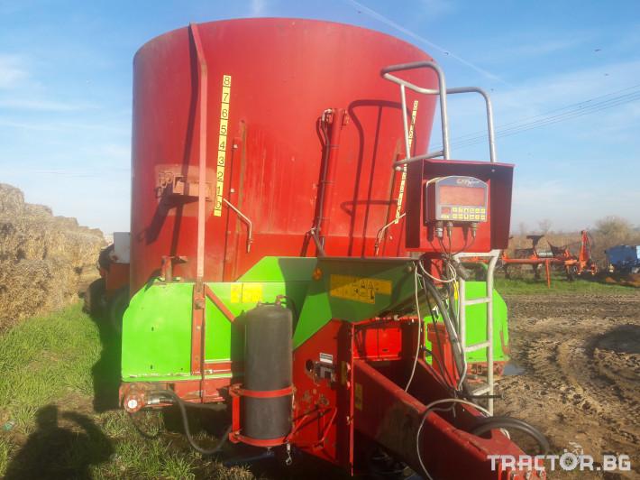 Косачки John Deere 1365 12 - Трактор БГ