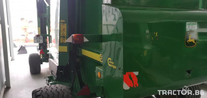 Сламопреси John-Deere Claas 592 МРЕЖА 3 - Трактор БГ