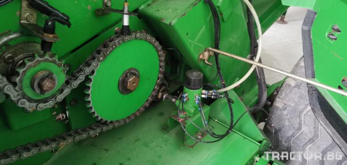 Сламопреси John-Deere Claas 592 МРЕЖА 5 - Трактор БГ
