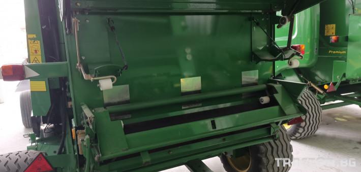 Сламопреси John-Deere Claas 592 МРЕЖА 7 - Трактор БГ