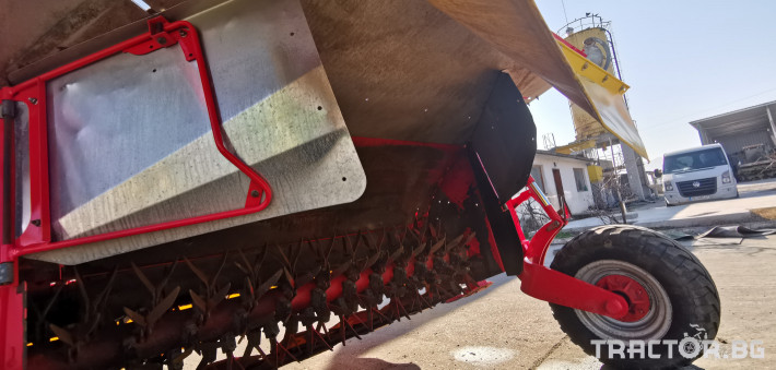Сламопреси John-Deere Claas 592 МРЕЖА 13 - Трактор БГ