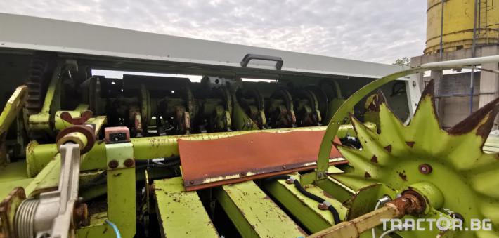 Сламопреси Claas John-Deere Quadrant 1200RC 4 - Трактор БГ