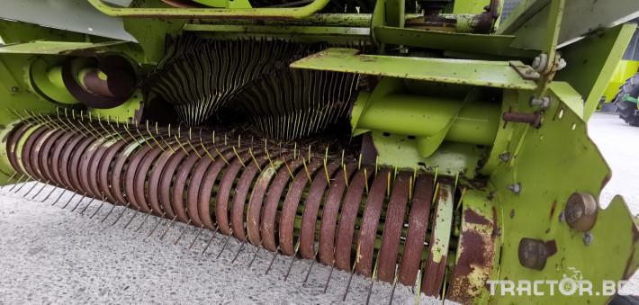 Сламопреси Claas John-Deere Quadrant 1200RC 7 - Трактор БГ