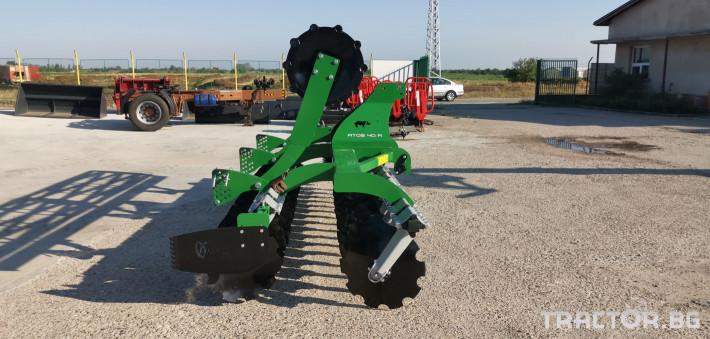 Брани Дискова брана AMJ AGRO 2 - Трактор БГ