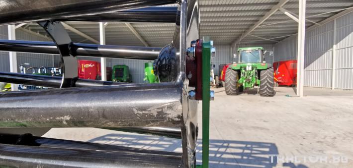 Брани Дискова брана AMJ AGRO 6 - Трактор БГ