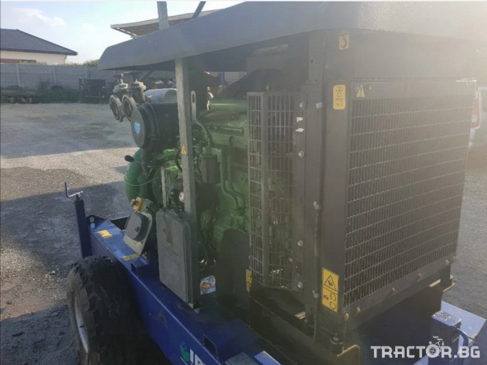 Напоителни системи ПОМПА Irtec 2 - Трактор БГ