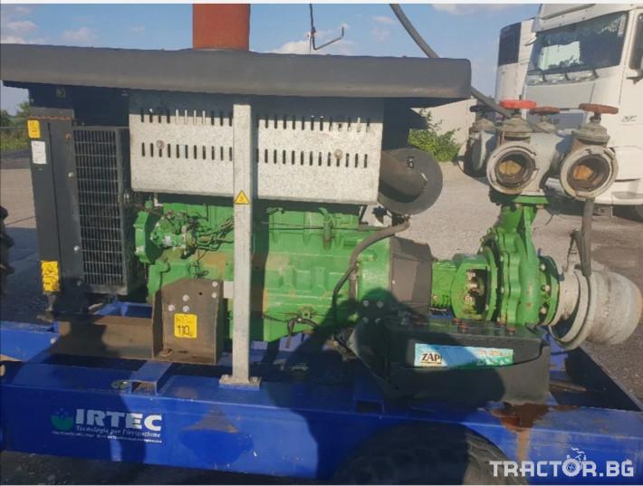Напоителни системи ПОМПА Irtec 3 - Трактор БГ