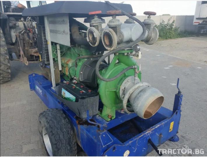 Напоителни системи ПОМПА Irtec 5 - Трактор БГ