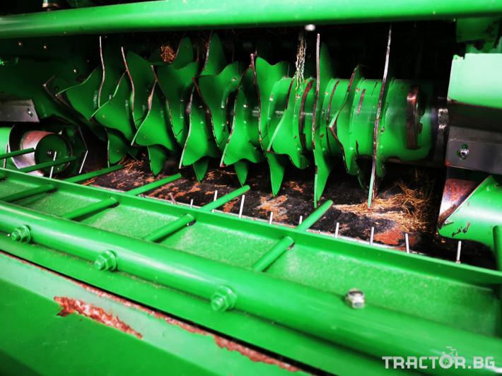 Сламопреси John-Deere 864 ,854 ,592, 590 5 - Трактор БГ