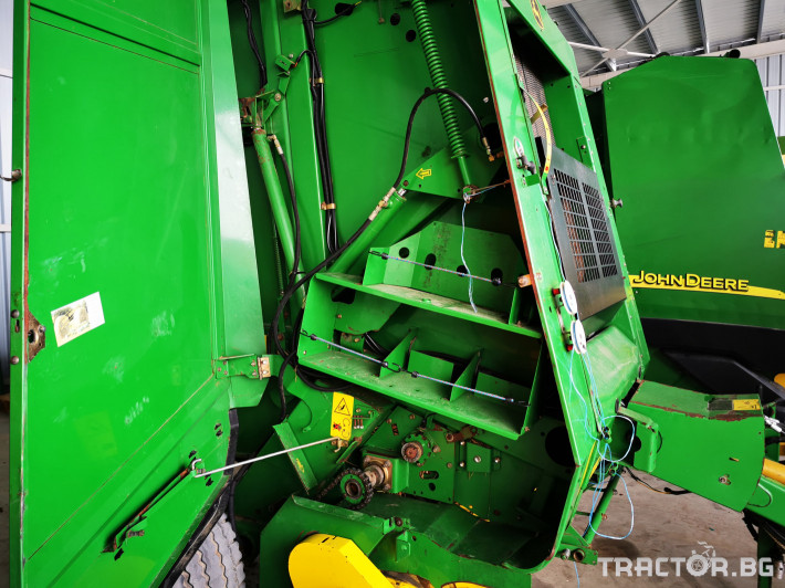 Сламопреси John-Deere 864 ,854 ,592, 590 16 - Трактор БГ