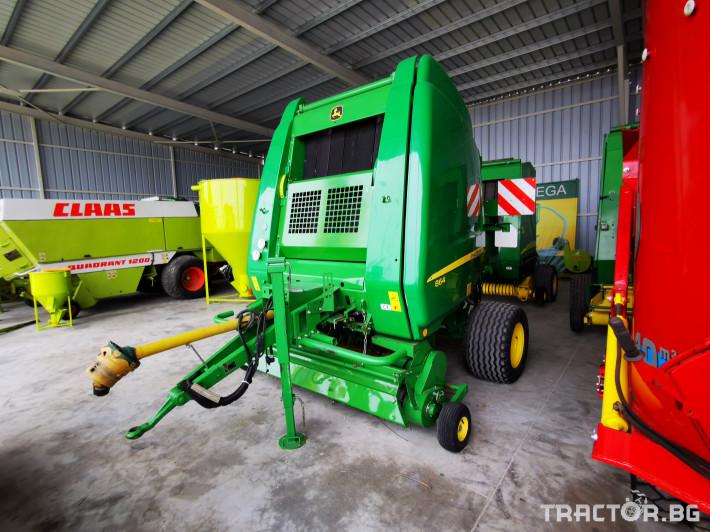 Сламопреси Welger Krone Lely - RP 445   - 9324БАЛИ 7 - Трактор БГ
