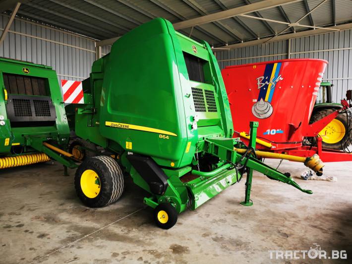 Сламопреси Welger Krone Lely - RP 445   - 9324БАЛИ 8 - Трактор БГ