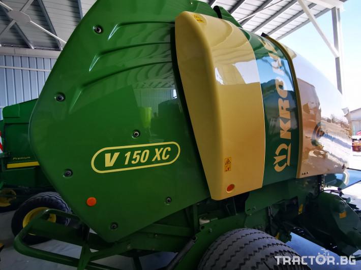 Сламопреси Welger Krone Lely - RP 445   - 9324БАЛИ 12 - Трактор БГ