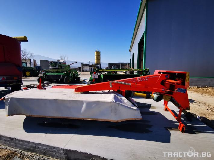 Сламопреси Welger Krone Lely - RP 445   - 9324БАЛИ 14 - Трактор БГ