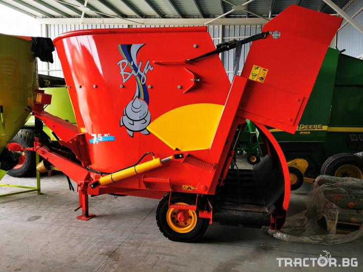 Сламопреси Welger Krone Lely - RP 445   - 9324БАЛИ 15 - Трактор БГ