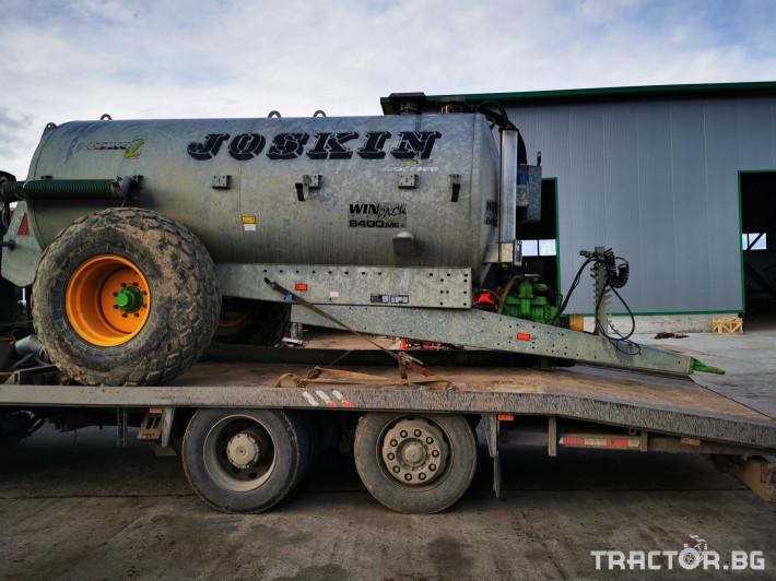 Сламопреси Welger Krone Lely - RP 445   - 9324БАЛИ 17 - Трактор БГ