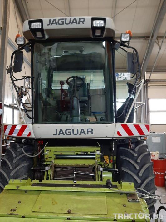 Комбайни Claas JAGUAR 850 1 - Трактор БГ