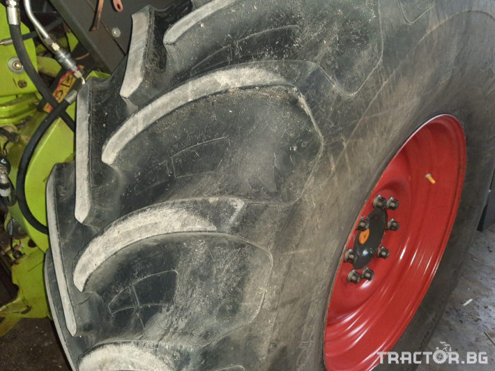 Комбайни Claas JAGUAR 850 9 - Трактор БГ