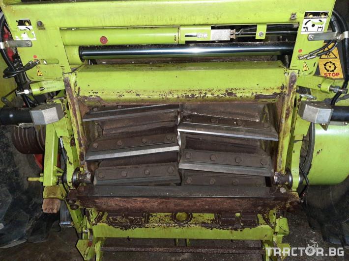 Комбайни Claas JAGUAR 850 10 - Трактор БГ