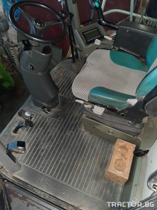Комбайни Claas JAGUAR 850 12 - Трактор БГ