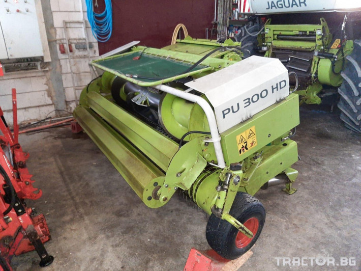 Комбайни Claas JAGUAR 850 14 - Трактор БГ