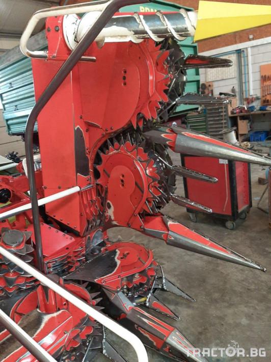 Комбайни Claas JAGUAR 850 17 - Трактор БГ