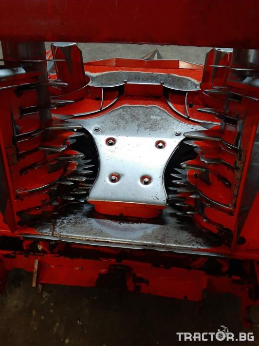 Комбайни Claas JAGUAR 850 19 - Трактор БГ