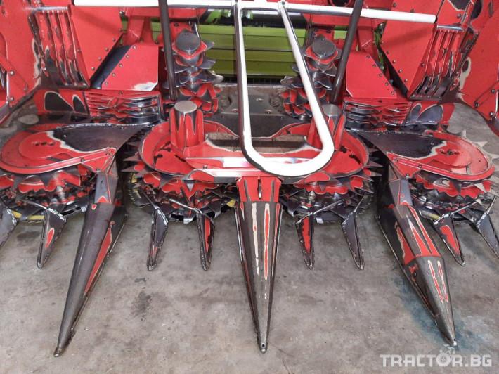 Комбайни Claas JAGUAR 850 20 - Трактор БГ