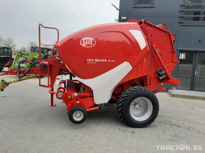 Сламопреси Welger Krone Lely - RP 445   - 9324БАЛИ 0 - Трактор БГ