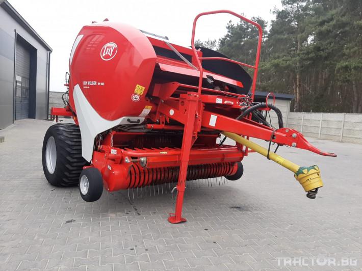 Сламопреси Welger Krone Lely - RP 445   - 9324БАЛИ 2 - Трактор БГ