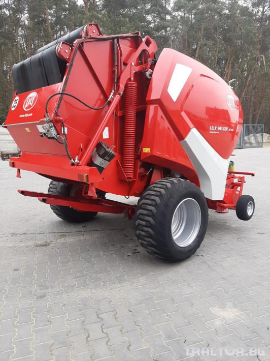 Сламопреси Welger Krone Lely - RP 445   - 9324БАЛИ 3 - Трактор БГ