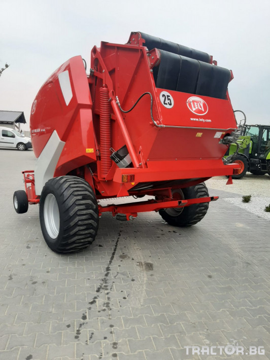 Сламопреси Welger Krone Lely - RP 445   - 9324БАЛИ 4 - Трактор БГ