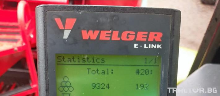 Сламопреси Welger Krone Lely - RP 445   - 9324БАЛИ 19 - Трактор БГ