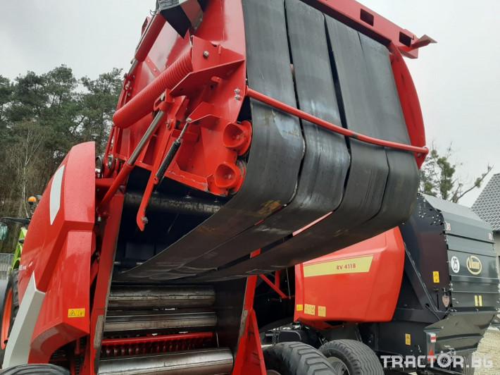 Сламопреси Welger Krone Lely - RP 445   - 9324БАЛИ 22 - Трактор БГ